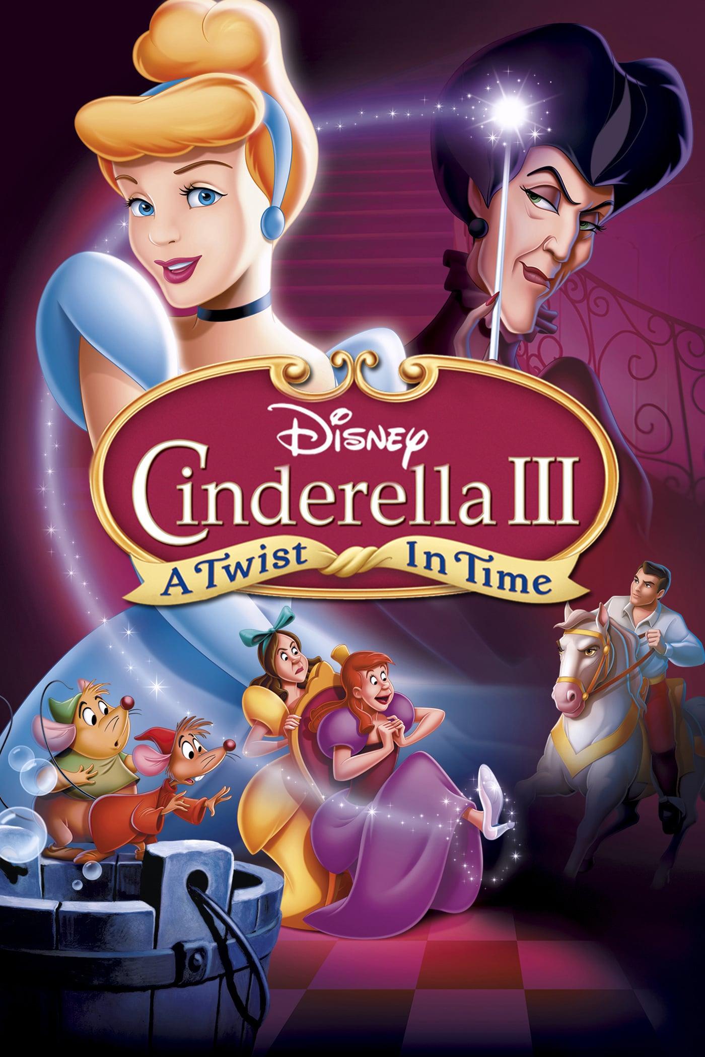 Cendrillon 3 : Le Sortilège De Cendrillon (2007) • Fr.film avec Cendrillon 3 Disney
