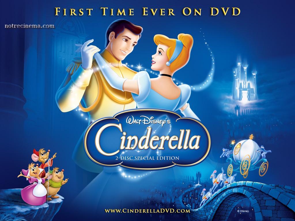 Cendrillon (Cinderella) (1949) pour Cendrillon 3 Disney