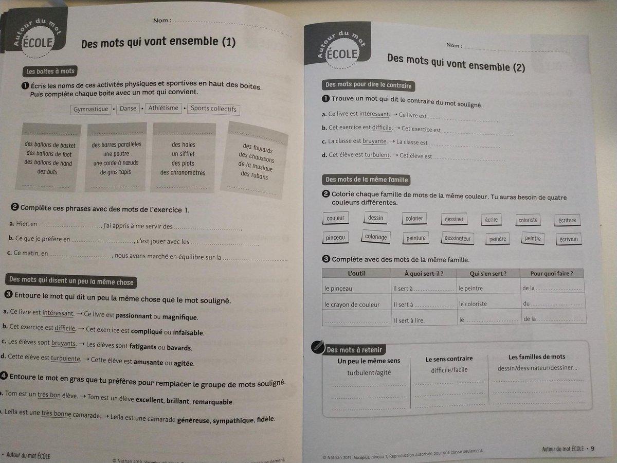 """Cenicienta Twitter'da: """"présentation Du Fichier à Un Mot Pour Quatre Images"""