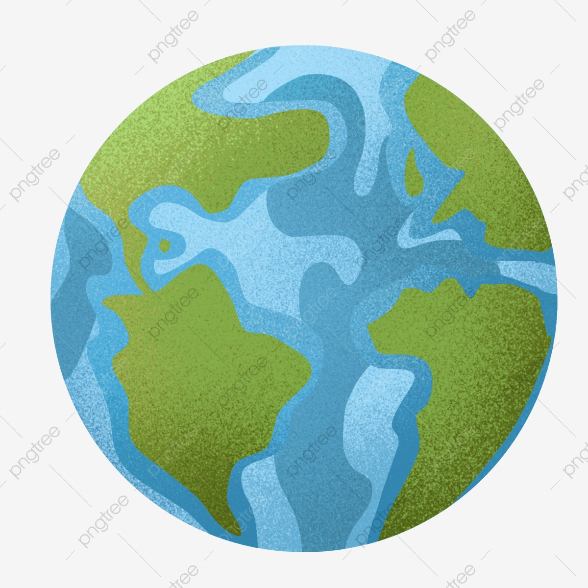 Cercle Terre Dessin Animé Couleur, Motif, Décoratif, Dessin pour Image De La Terre Dessin