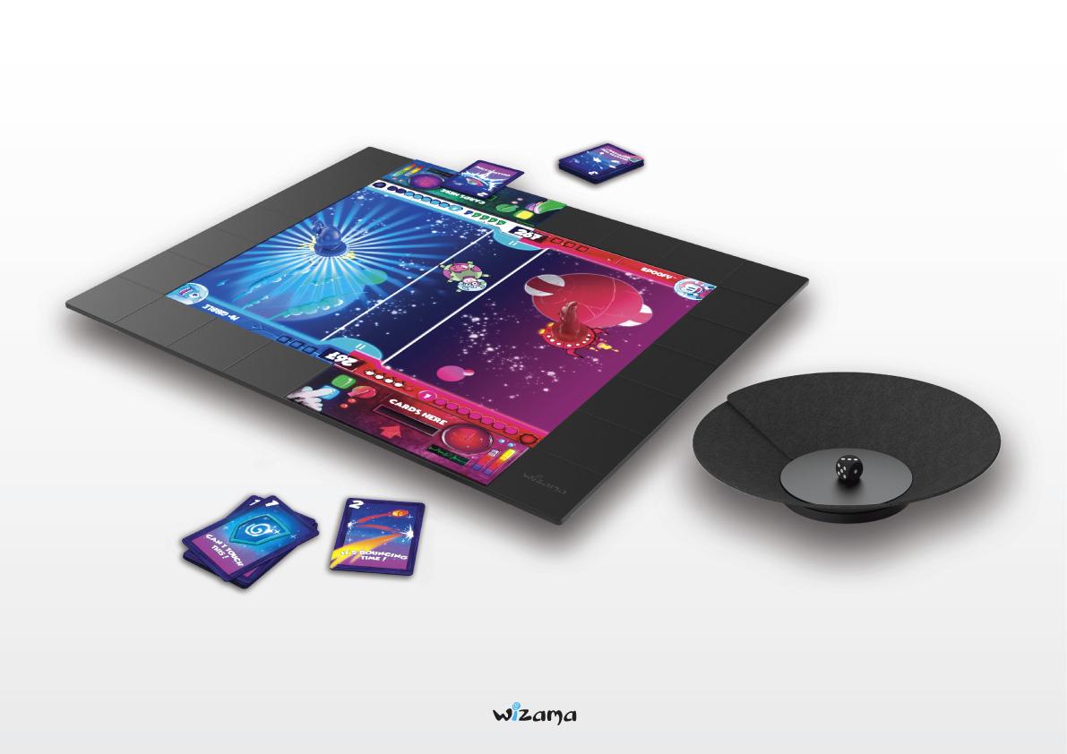 Ces 2019 : Squareone Par Wizama, La 1Ère Console De Jeu De destiné Jeux Societe Interactif