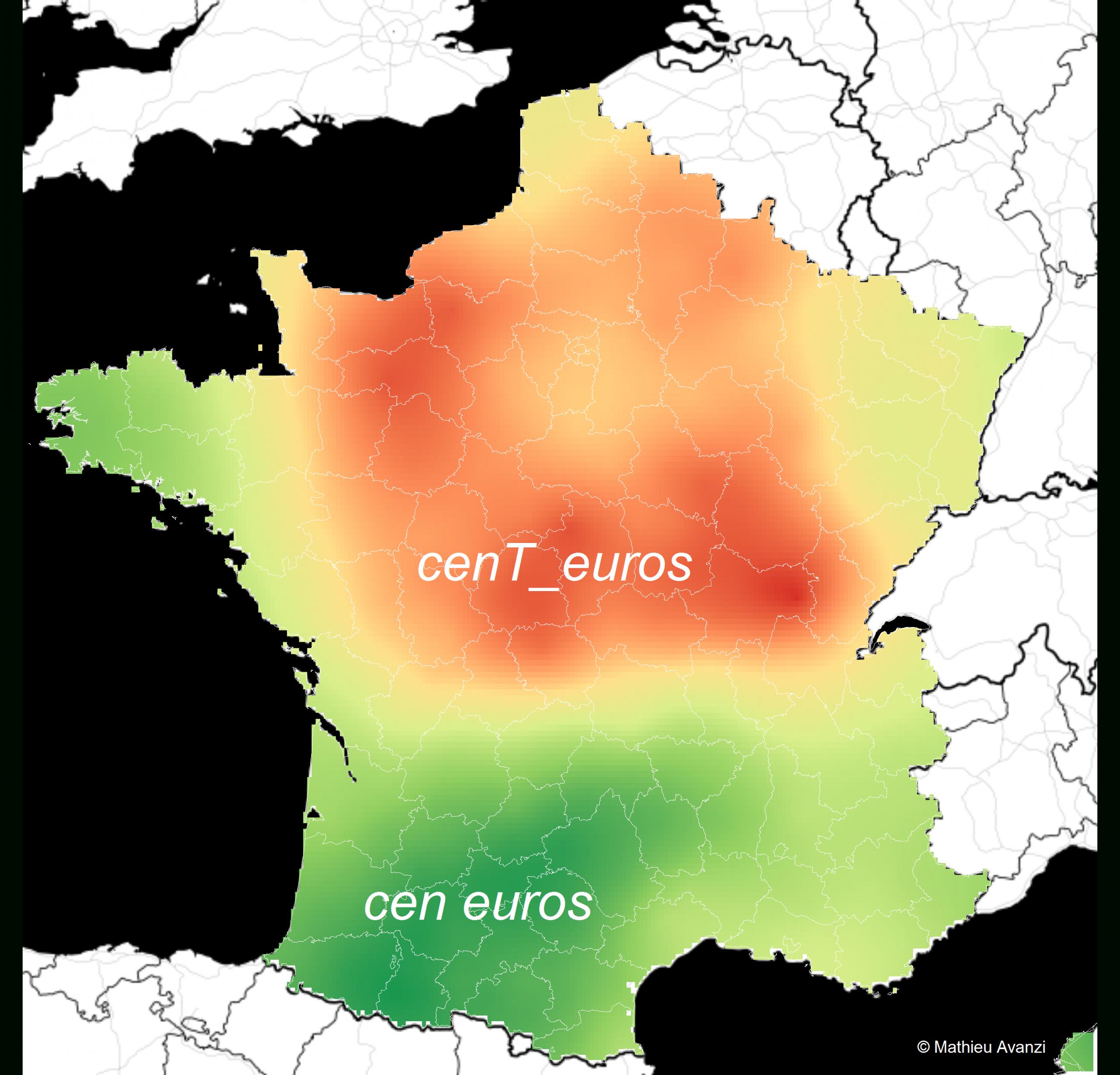 Ces Mots Qui Ne Se Prononcent Pas De La Même Façon D'un Bout intérieur Apprendre Les Régions De France