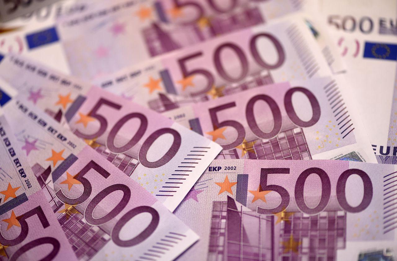 C'est La Fin Des Billets De 500 Euros - Le Parisien à Billet De 100 Euros À Imprimer