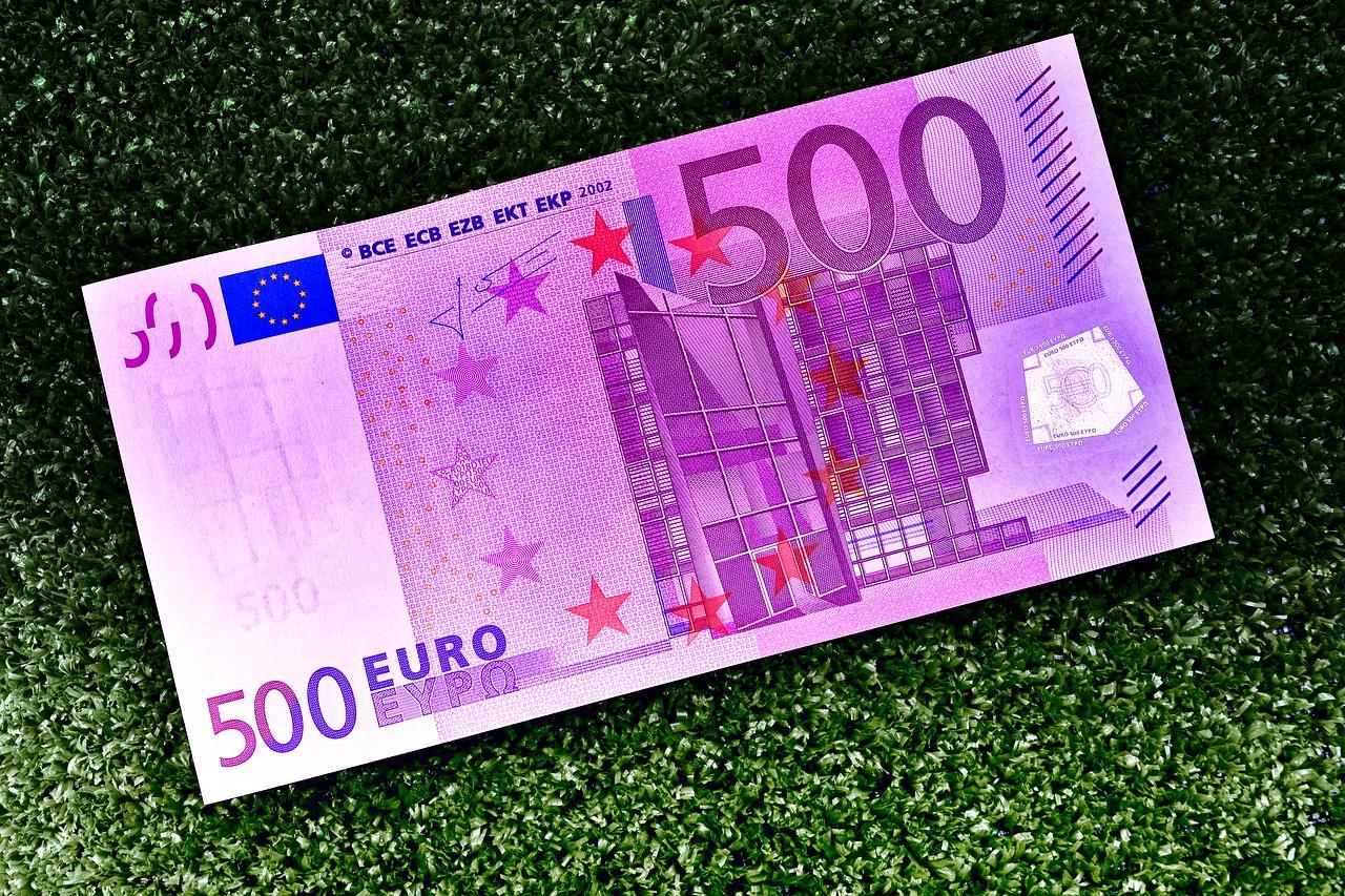 Cette Fois, C'est Bien La Fin Pour Le Billet De 500 Euros intérieur Billet De 5 Euros À Imprimer