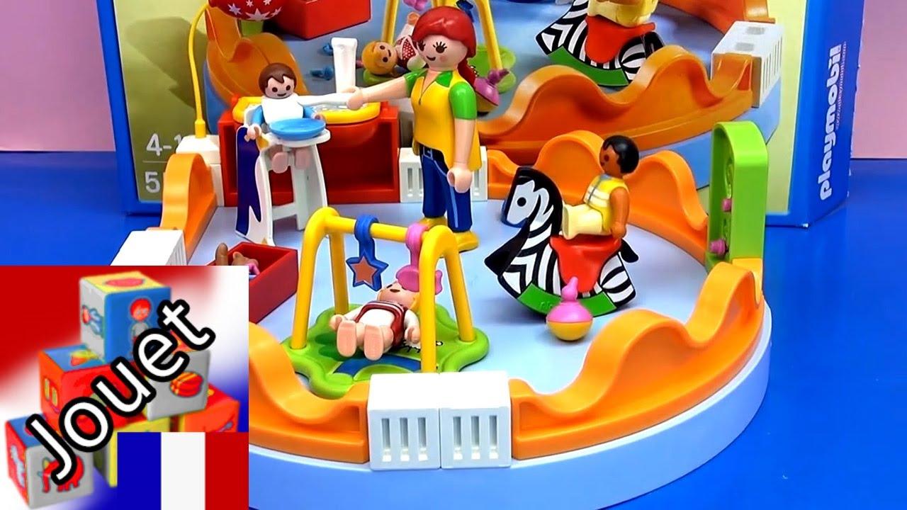 Chambre Pour Enfants Playmobil City Life   Groupe De Jeu Démo &  Commres   Français dedans Jeux Gratuit Pour Bebe