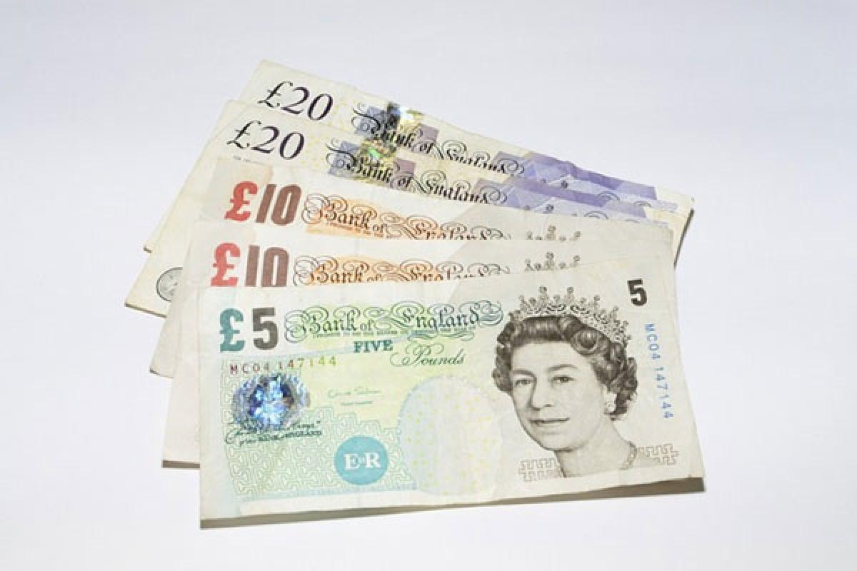 Changer Ses Euros, Retirer Livres Sterling, Comment Faire ? serapportantà Pièces Et Billets En Euros À Imprimer