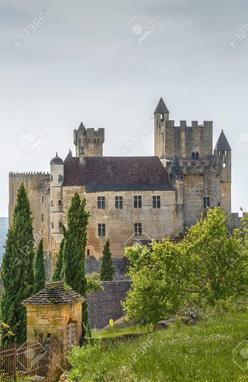 Chateau De Beynac Is A Castle Situated In The Commune Of Beynac-Et-Cazenac,  In The Dordogne Département Of France destiné Liste De Departement De France