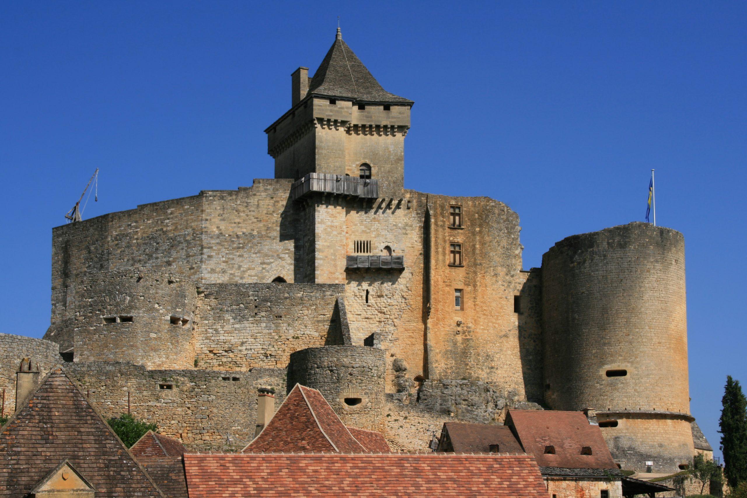 Château De Castelnaud — Wikipédia concernant Image De Chateau Fort A Imprimer