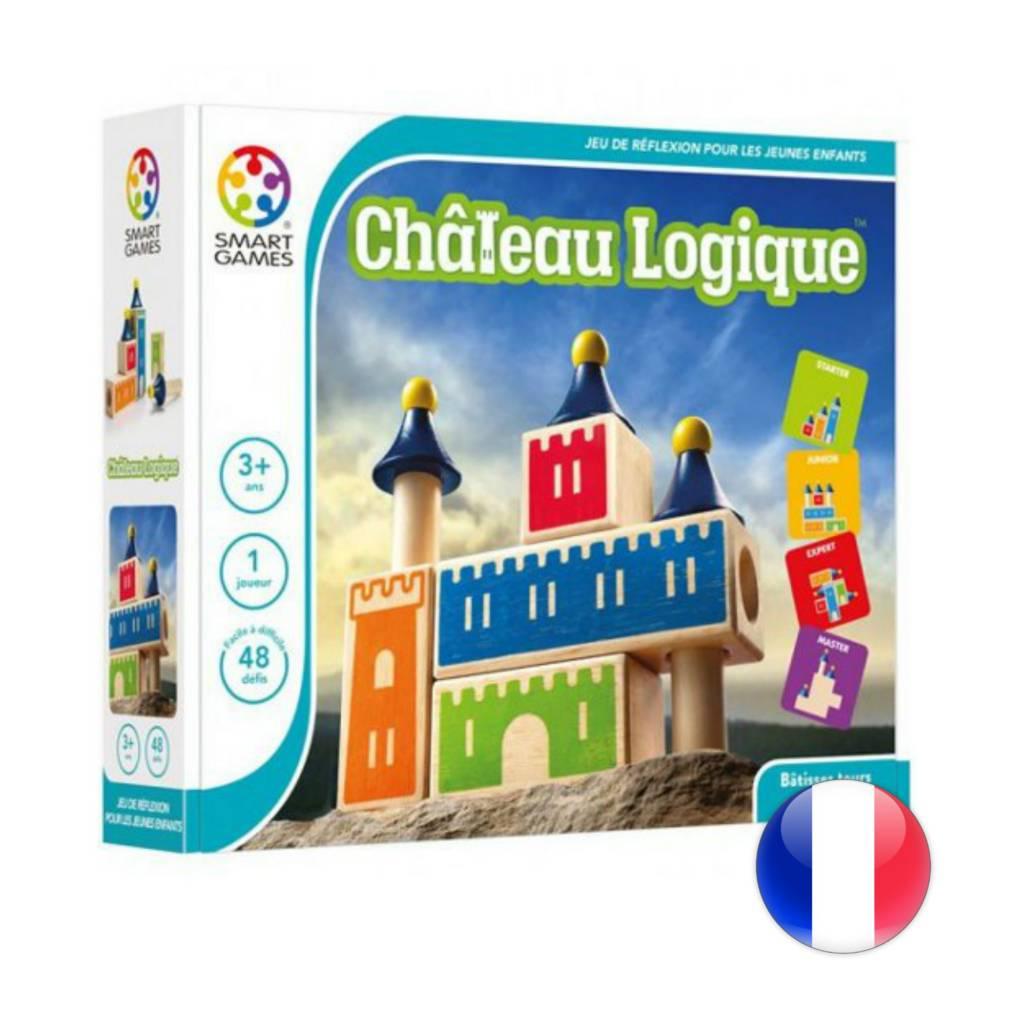 Chateau Logique concernant Jeu Logique Enfant