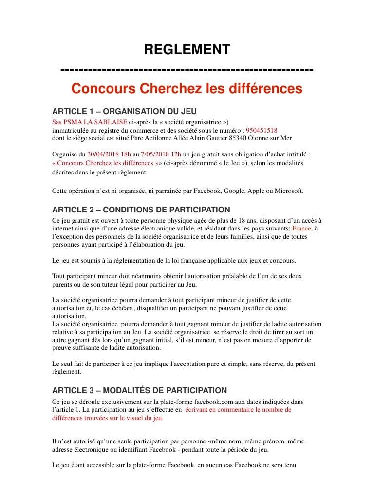 Cherchez Les Différences Par Lbouhier - Fichier Pdf serapportantà Jeux Des 7 Différences Gratuit