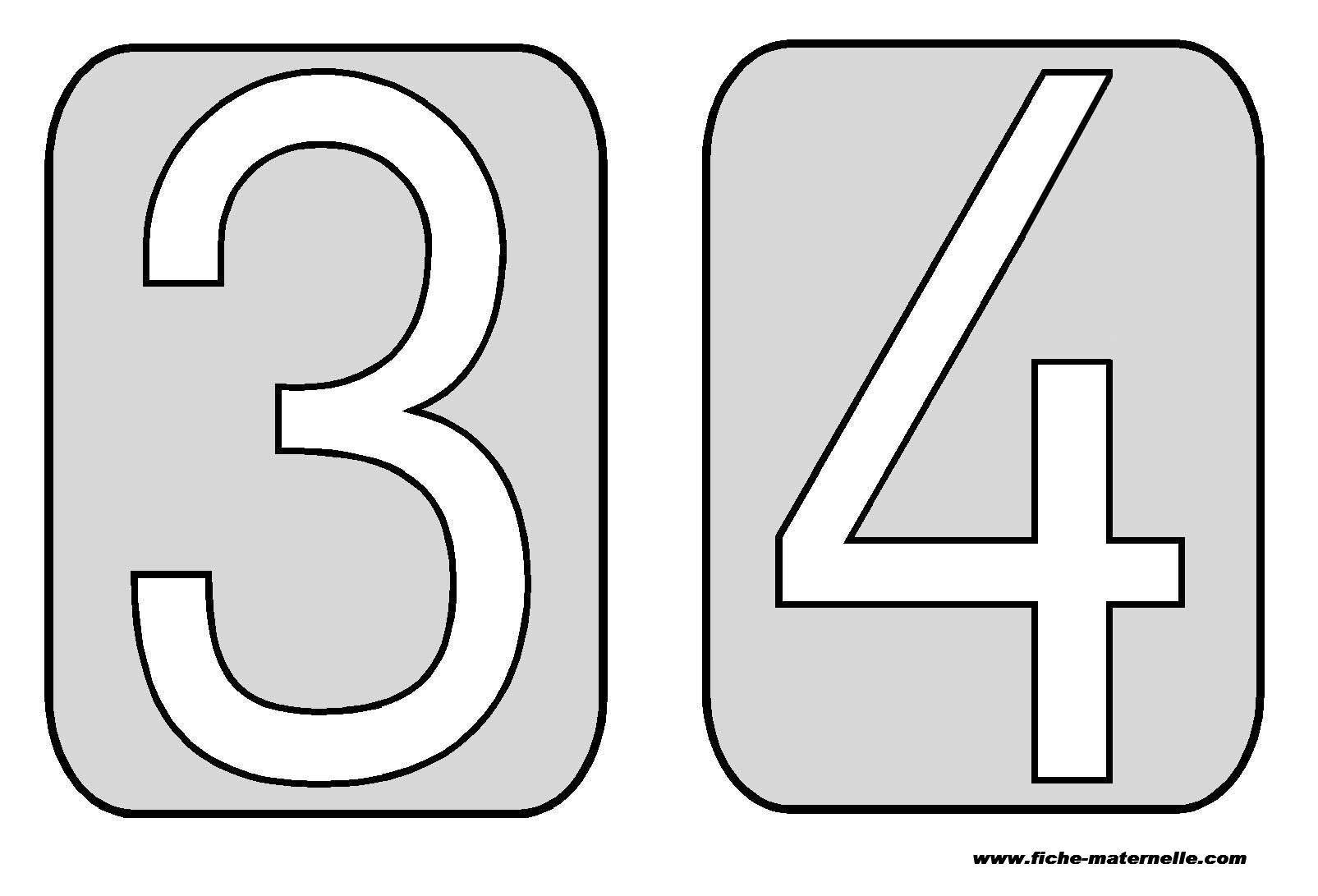 Chiffre-3-4 (1605×1091) | Apprendre À Écrire Les avec Apprendre A Ecrire Les Chiffres
