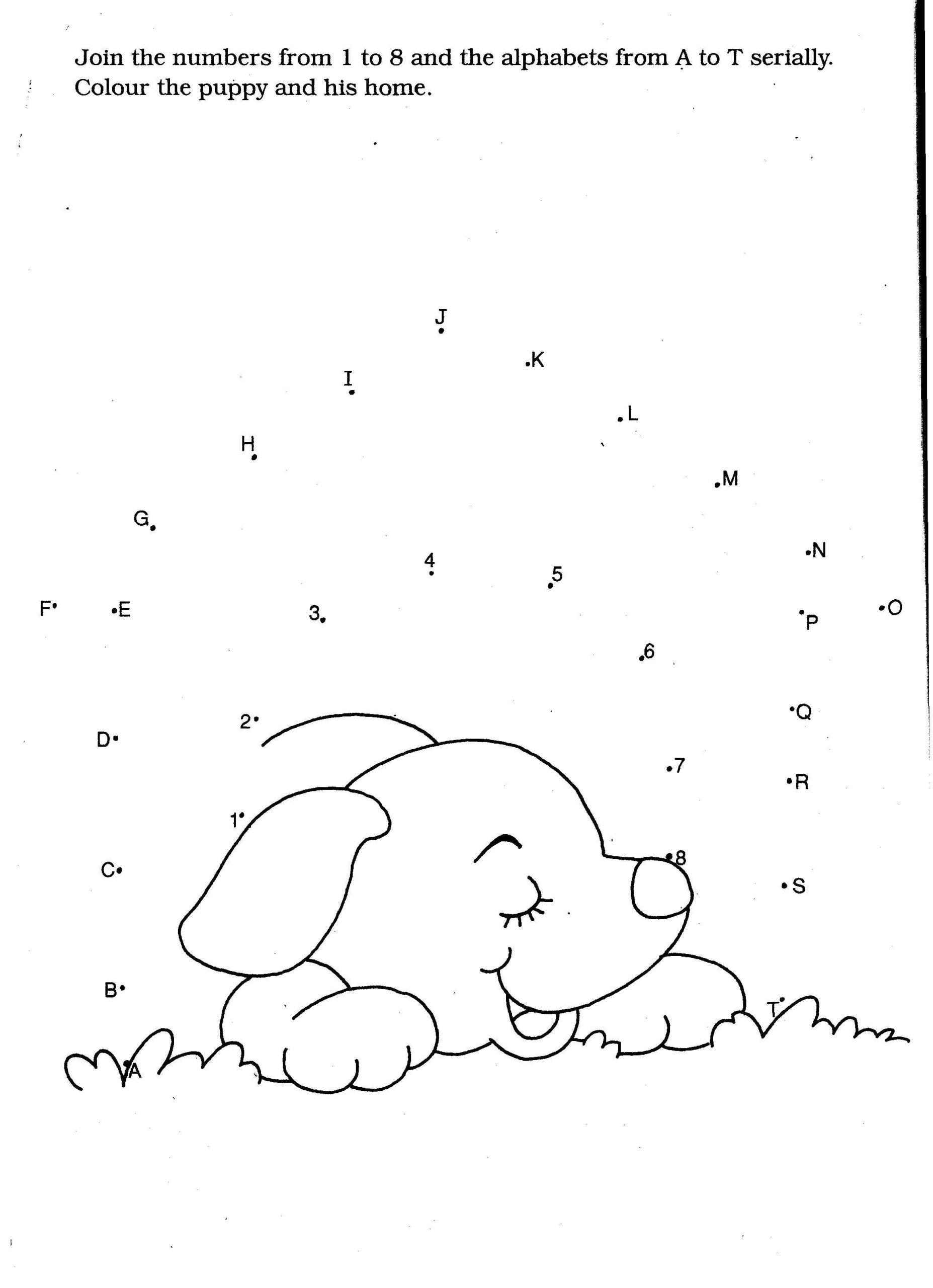 Chiot #95 (Animaux) – Coloriages À Imprimer avec Coloriage De Chiot A Imprimer