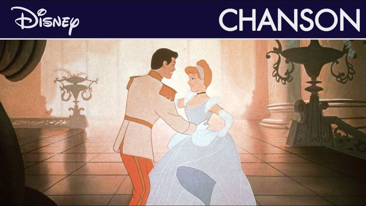 Cinderella - So This Is Love (French Version) destiné Cendrillon 3 Disney