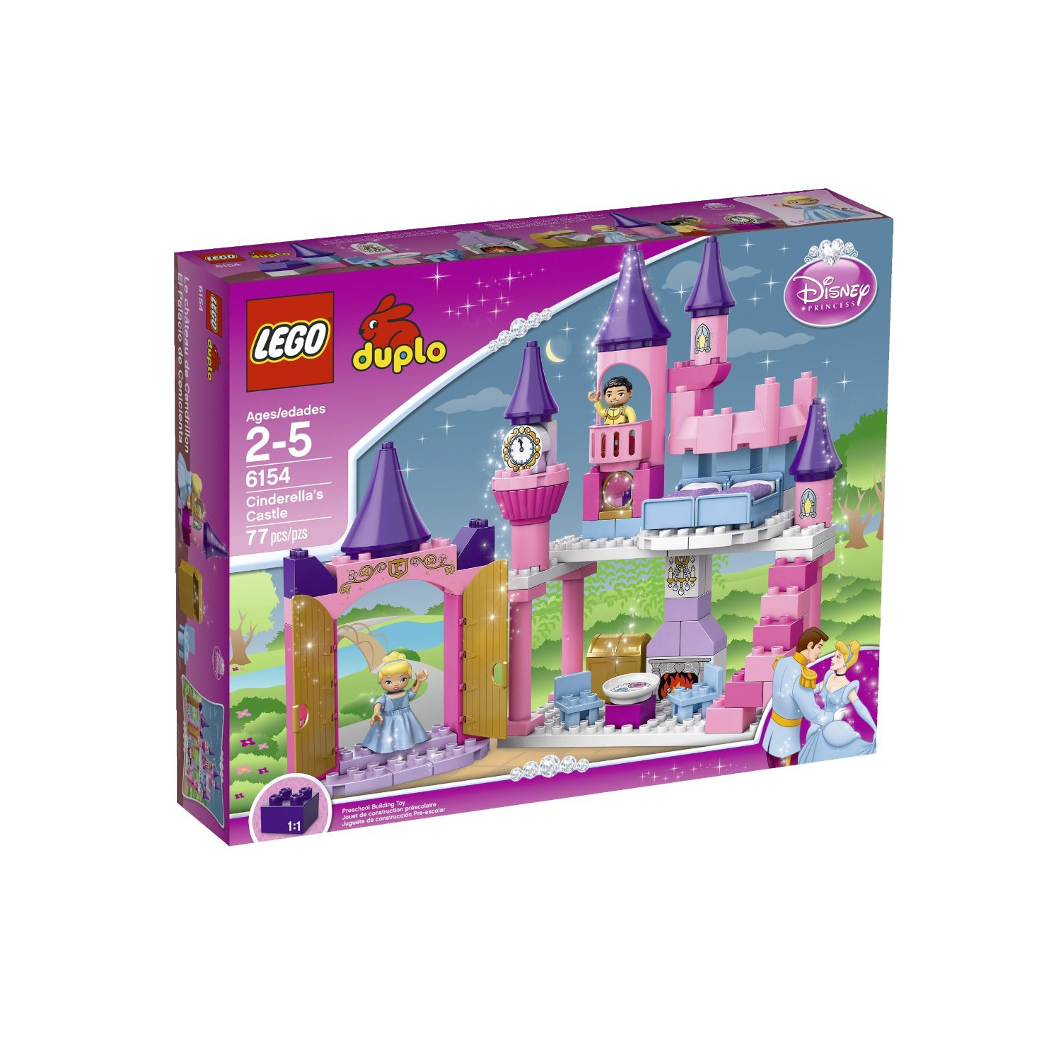 Cinderella's Castle | Set | Duplo | Disney Princess | Browse serapportantà Cendrillon 3 Disney