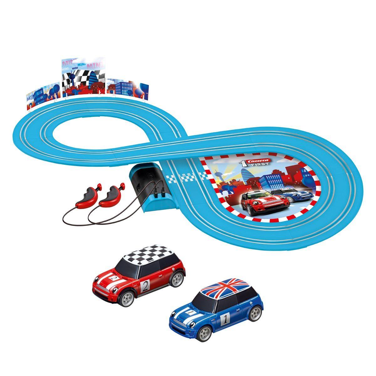Circuit De Voiture My First Mini | Voiture, Circuit Carrera pour Jeux De Course De Voiture Pour Enfan