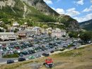 City View From Citadel Of Briancon With Buildings And encequiconcerne Region De France 2017