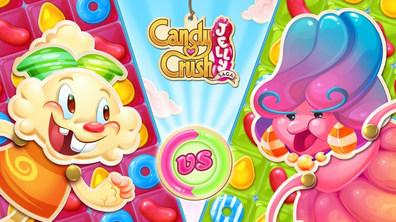 Clash Royale, Candy Crush Ces Jeux Vidéo Gratuits Qui à Jeu De Puissance 4 Gratuit En Ligne