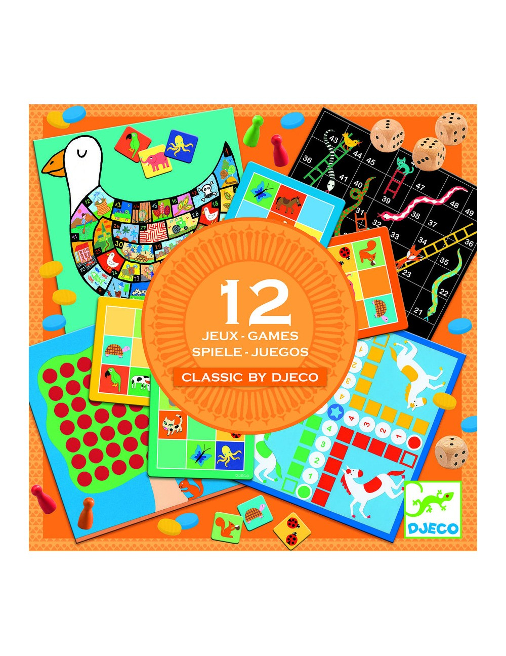 Classic Box 4 Ans Et Plus concernant Jeux Pour Petit De 4 Ans