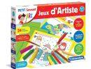 Clementoni - Jeux D'artiste - Jeux Éducatifs - Catégories tout Jeux Educatif 7 V