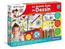 Clementoni - La Grande École De Dessin - Jeux Éducatifs by Jeux Educatif 7 Ans