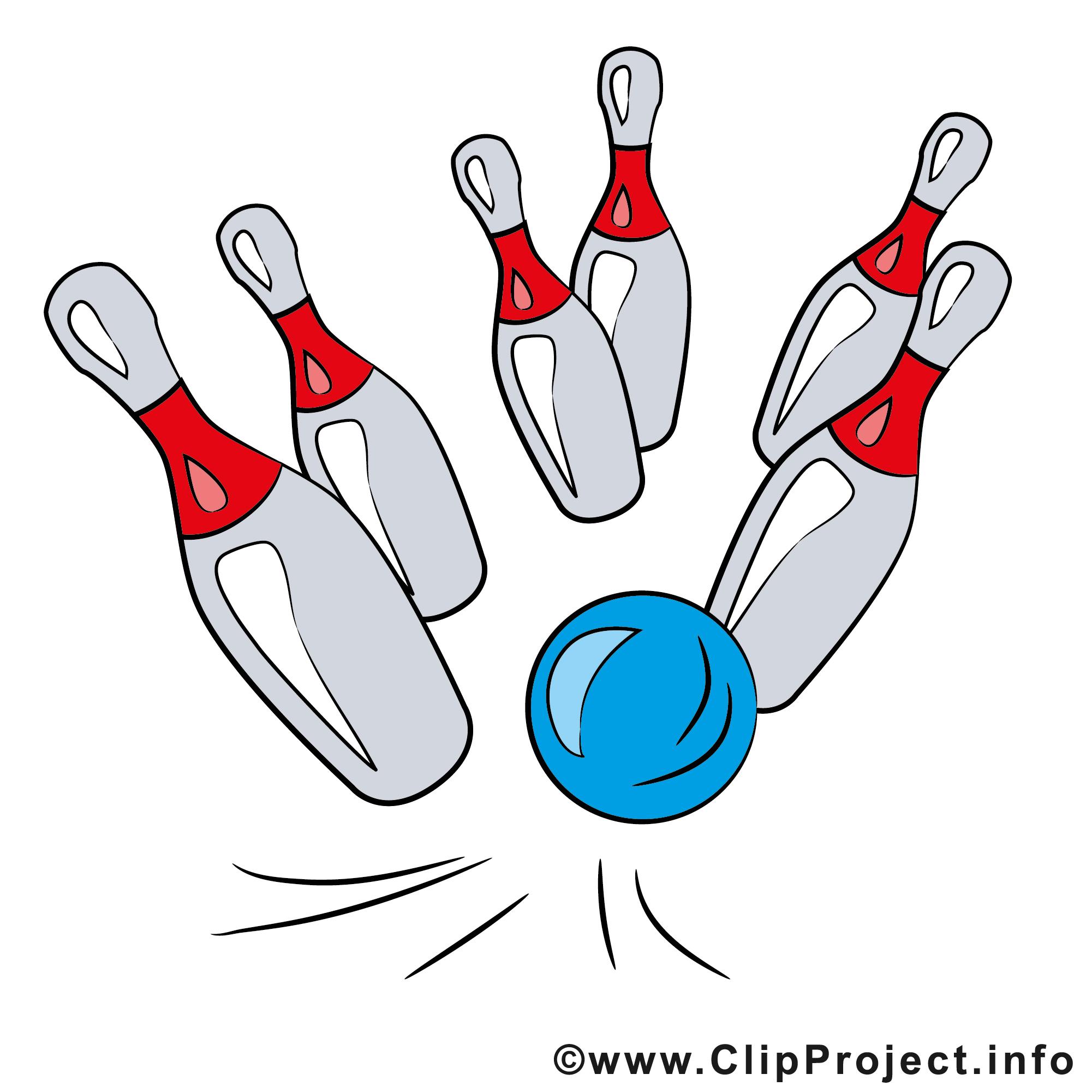 Clipart Bowling Gratuit avec Jeux Gratuits De Bowling