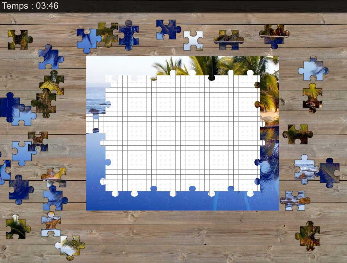 Cliquojeux : Jeu Puzzle Gratuit En Ligne encequiconcerne Jouer Puzzle Gratuit