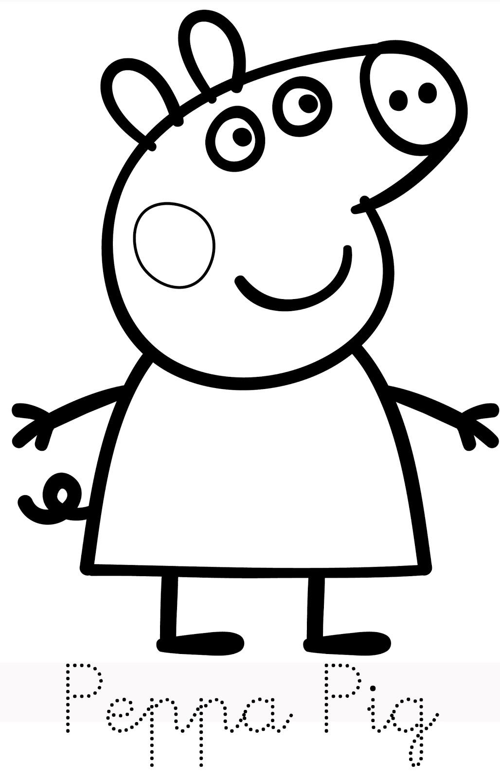 Cochon #99 (Animaux) – Coloriages À Imprimer à Dessin A Colorier Cochon