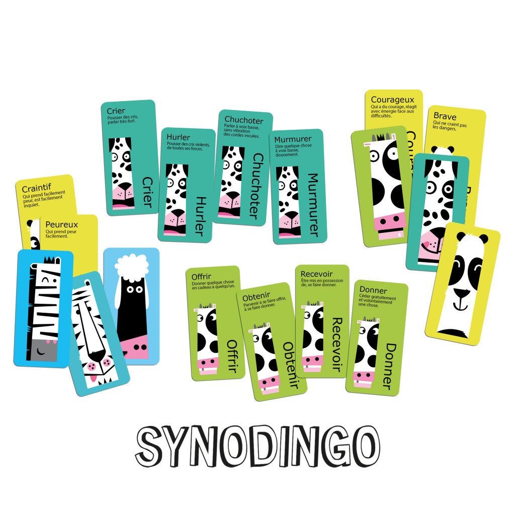 Cocktail Games - Synodingo Ce1-Ce2 tout Jeu Educatif Ce2 Gratuit