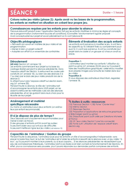 Coding Et Jeux Vidã©O : Simplebooklet pour Logiciel Éducatif En Ligne