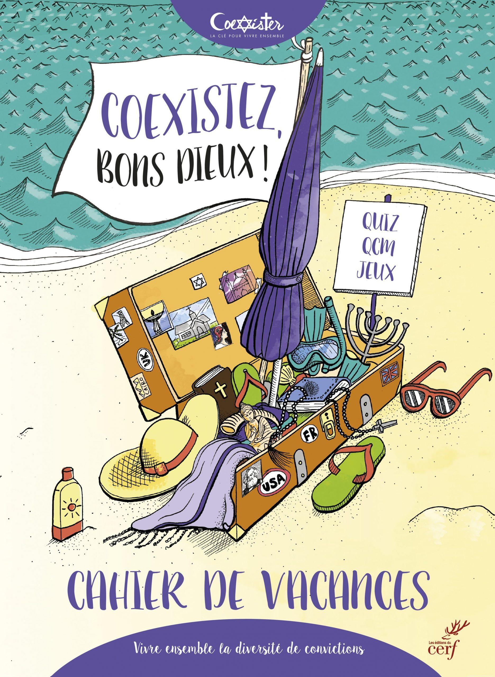 Coexistez, Bon Dieux ! | Cahier De Vacances, Cahier De intérieur Cahier De Vacances Gratuit En Ligne