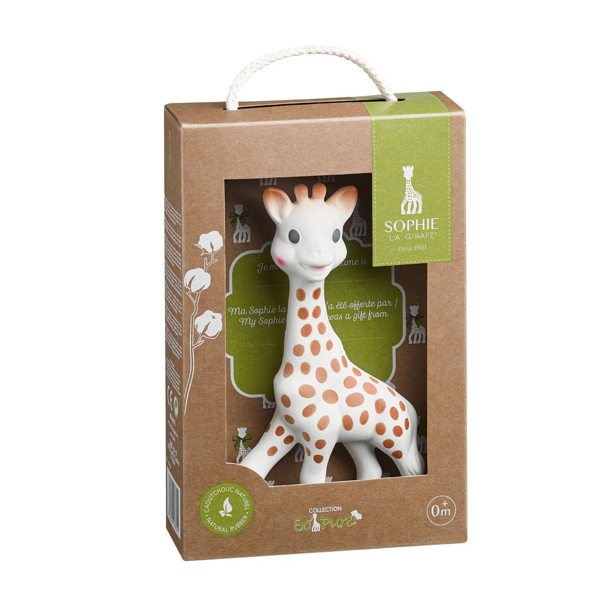 Coffret Sophie La Girafe So'pure concernant Jeux De Girafe Gratuit