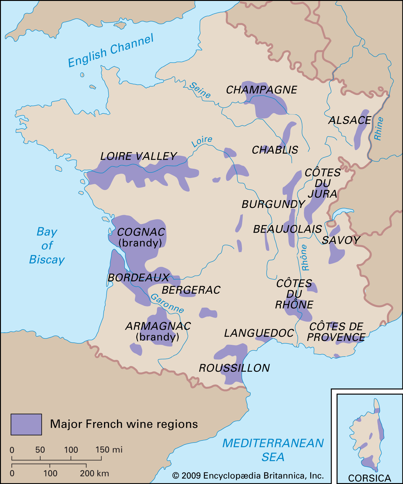 Cognac | History, Geography, & Points Of Interest | Britannica pour Départements Et Régions De France