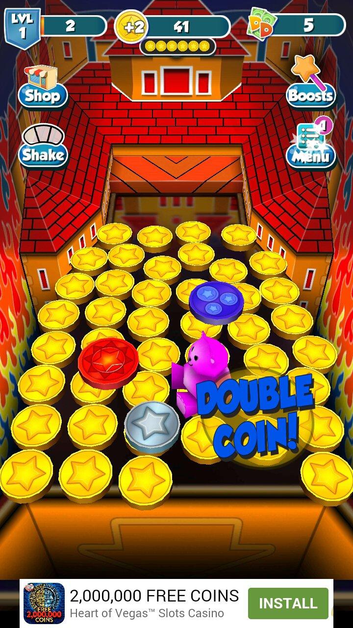 Coin Dozer - Prix Gratuits 21.1 - Télécharger Pour Android à Jeux De Piece Gratuit
