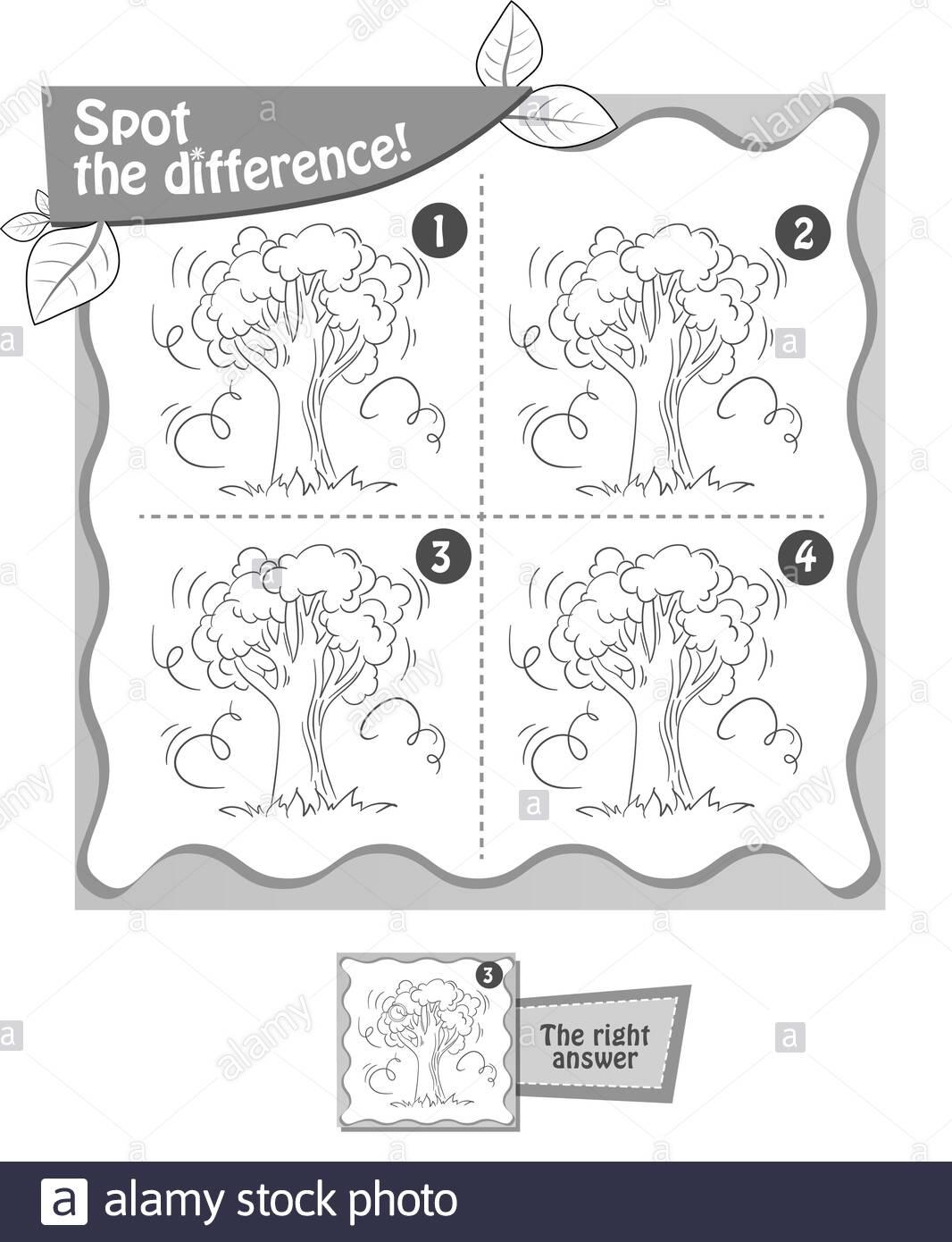 Coloration Ponctuelle Photos & Coloration Ponctuelle Images serapportantà Jeux Des Différences À Imprimer Pour Adultes