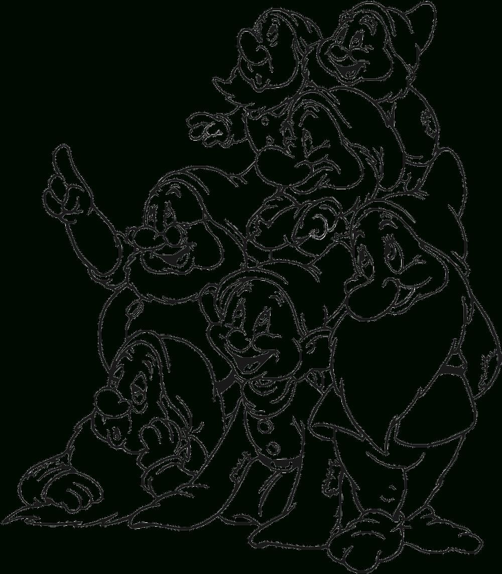 Coloriage À Imprimer : Personnages Célèbres - Walt Disney avec Dessin Walt Disney À Imprimer
