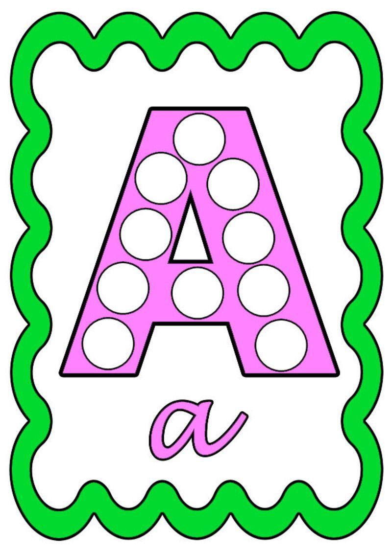 Coloriage Alphabet Lettre De A A Z avec Lettre De L Alphabet A Imprimer Et Decouper