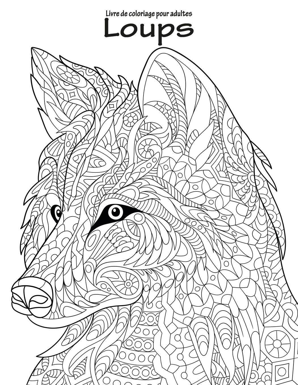 Coloriage Animaux Adulte À Imprimer | Coloriages À Imprimer pour Livre De Coloriage À Imprimer
