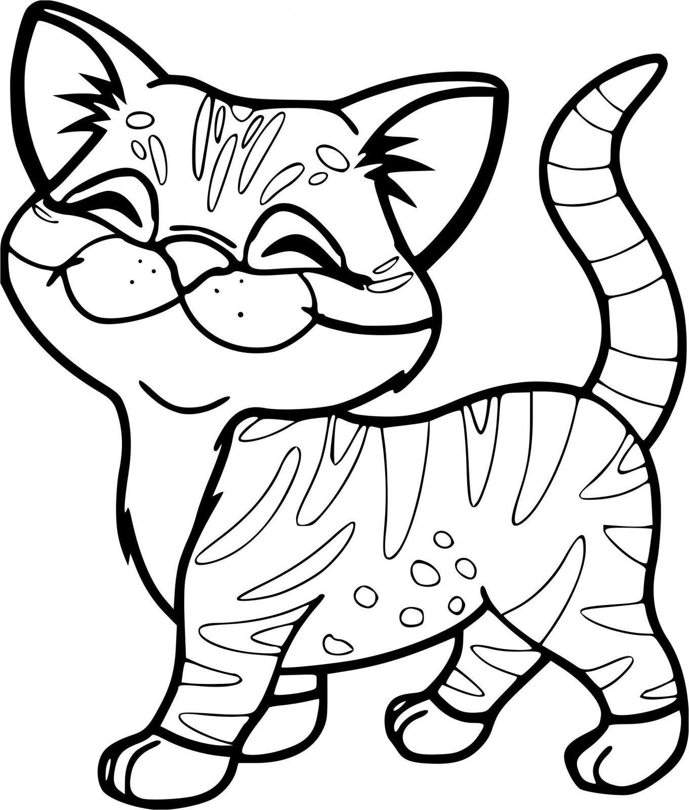 Coloriage Animaux Gratuit En Ligne | Coloriages À Imprimer tout Dessin Animaux De La Ferme À Imprimer