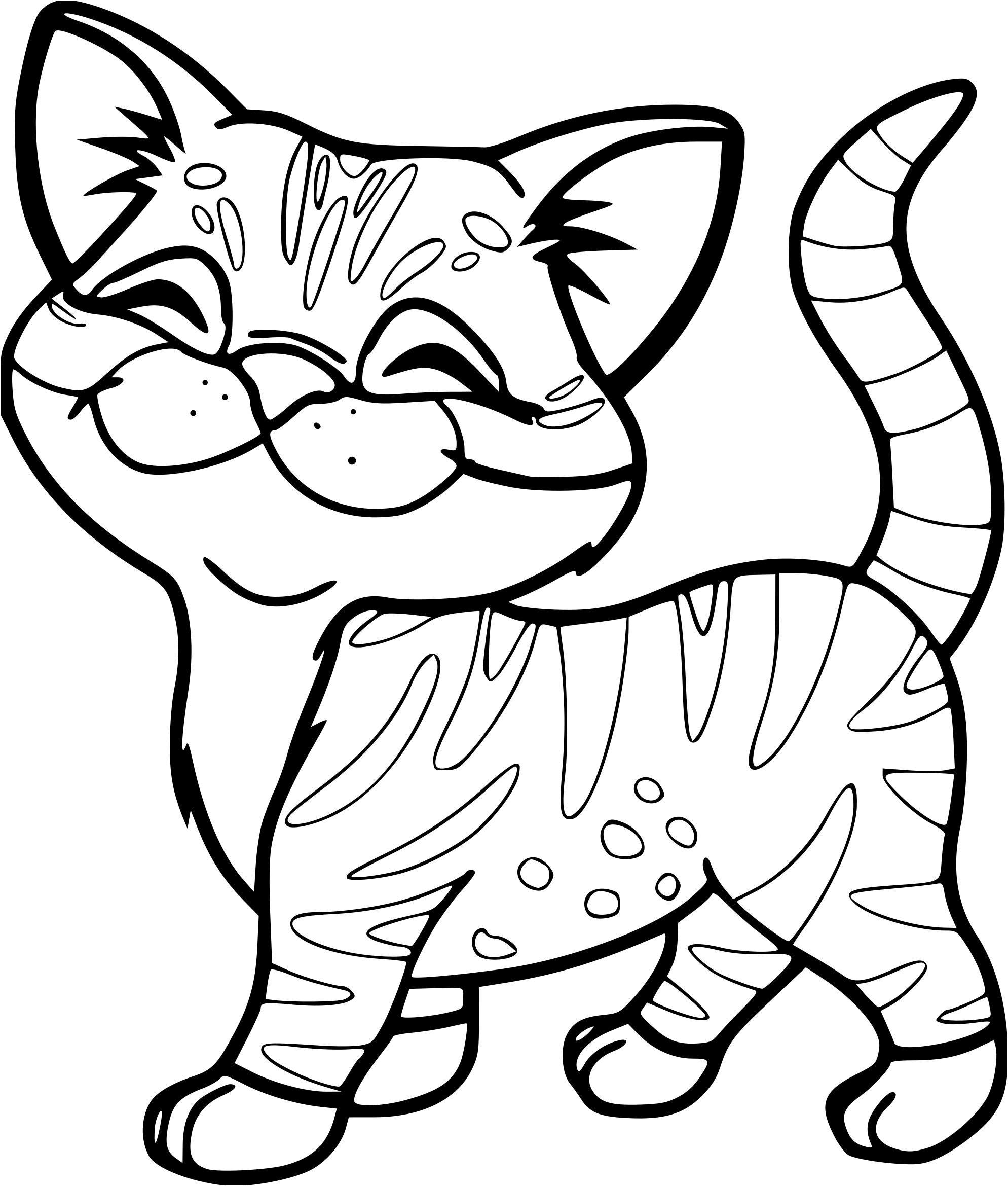 Coloriage Animaux Mignon Inspiration Coloriage Animaux De La tout Coloriage A4 Imprimer Gratuit