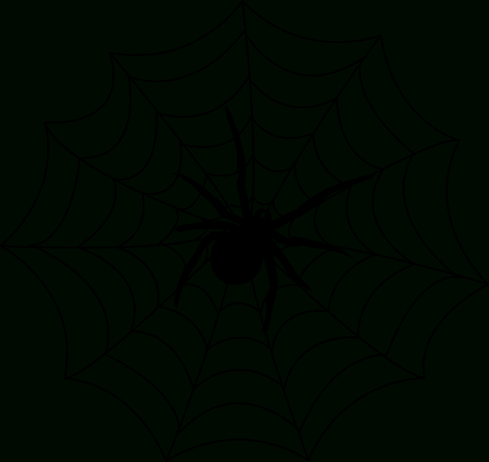 Coloriage Araigne Toile. Image Intitule Draw A Spider Step 1 tout Dessin Toile Araignée
