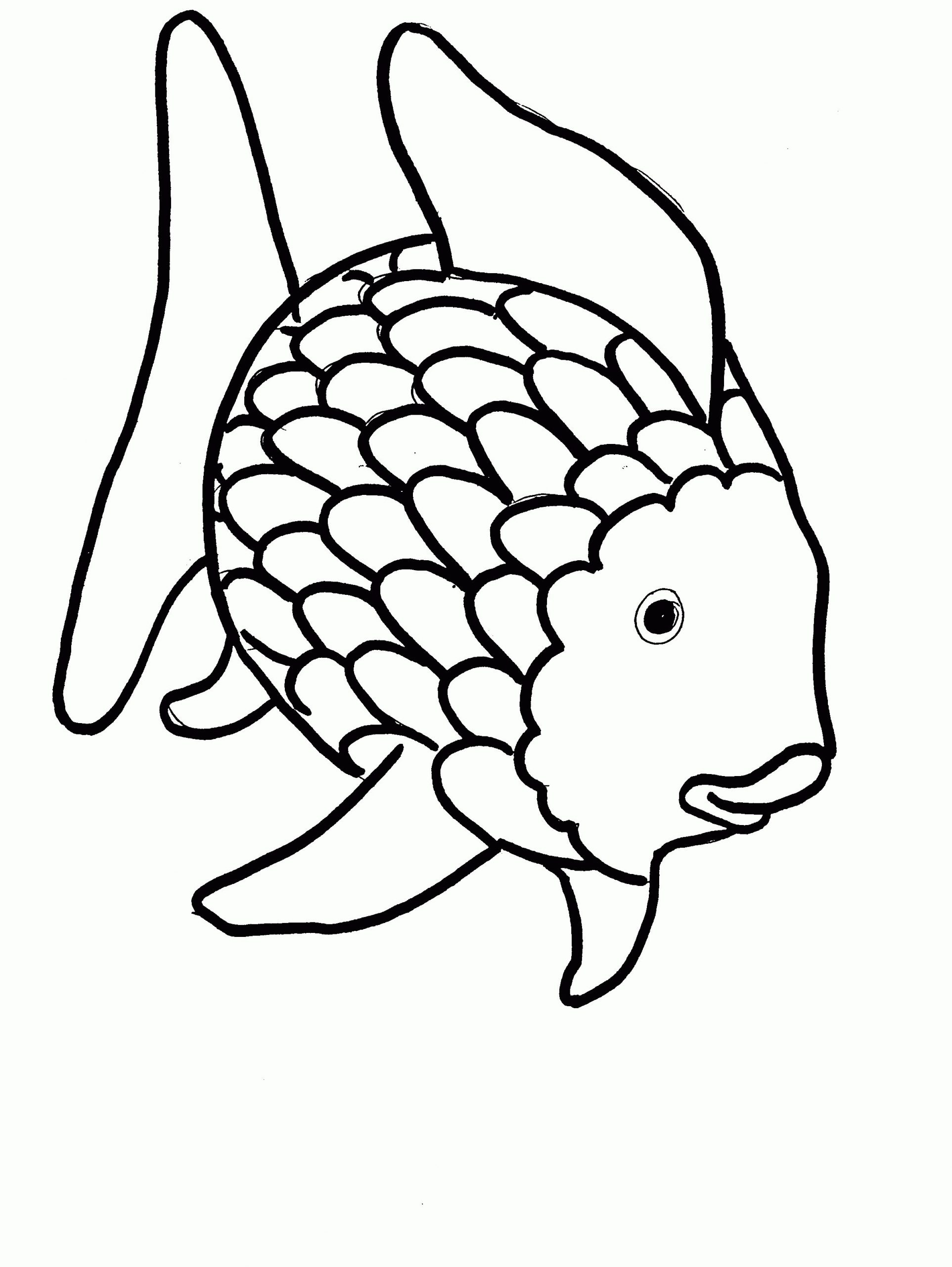 Coloriage Arc En Ciel Poisson | Coloriage Arc En Ciel, Coloriage destiné Arc En Ciel A Colorier