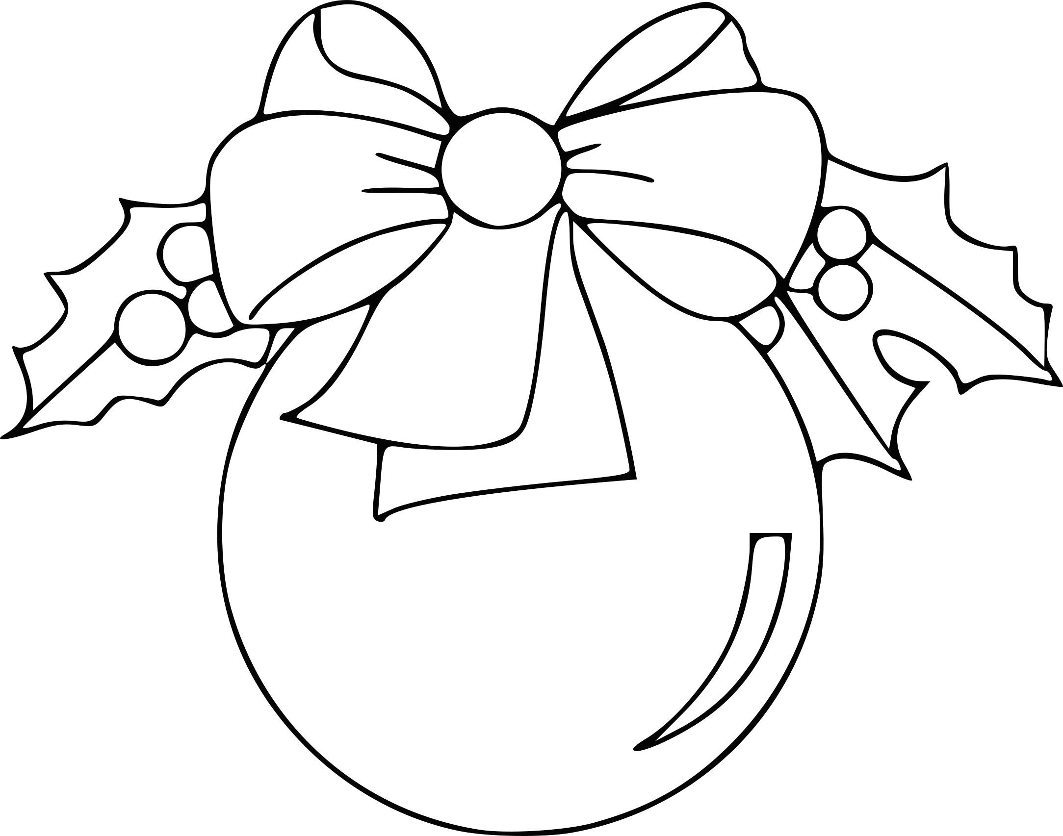Coloriage Boule Sapin Noel Imprimer Sur Coloriages  Avec dedans Coloriage De Sapin De Noel A Imprimer Gratuit