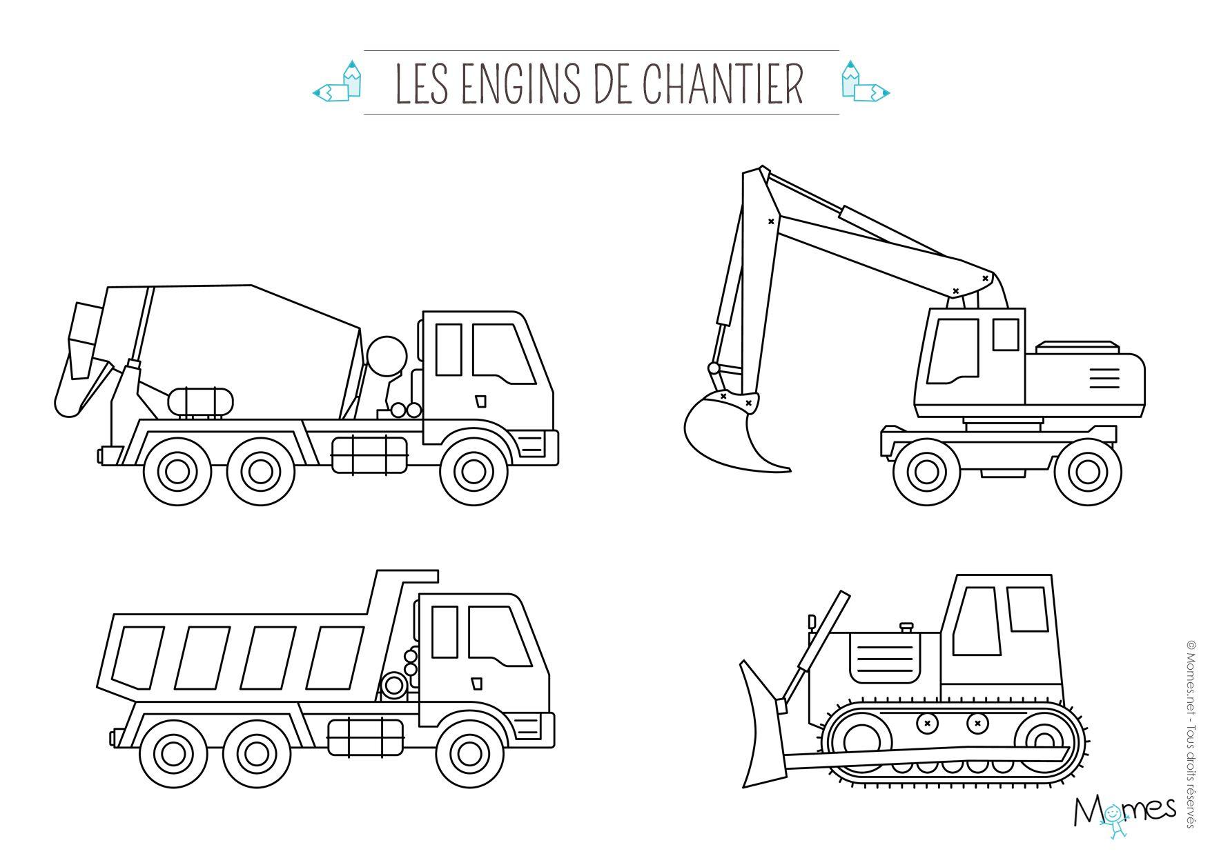 Coloriage Camion | Coloriage Camion, Dessin Camion Et avec Dessin D Un Camion
