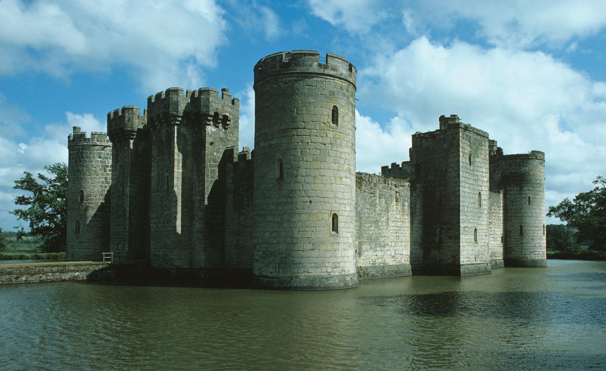 Coloriage Château Fort À Imprimer pour Image De Chateau Fort A Imprimer
