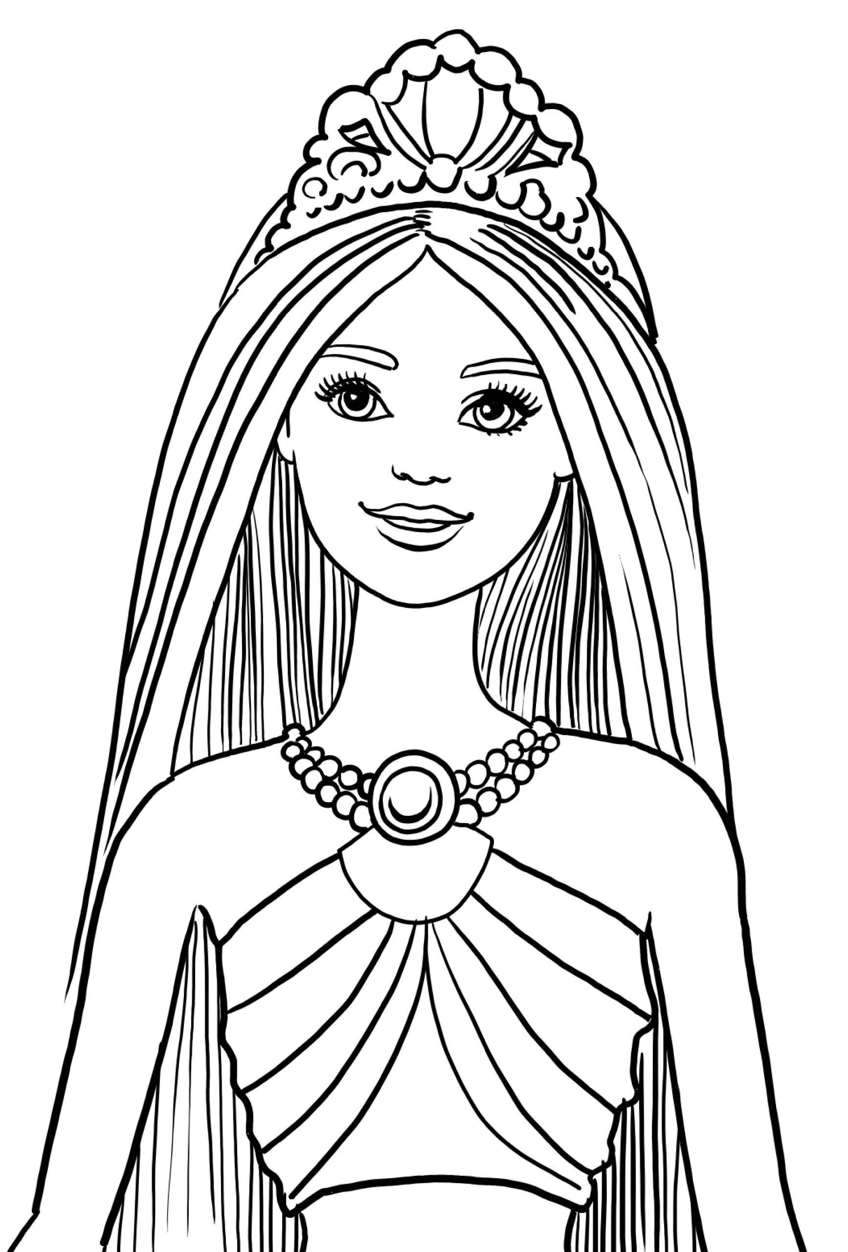 Coloriage De Barbie Dreamtopia Sirène Arc-En-Ciel Pp De Barbie pour Arc En Ciel A Colorier