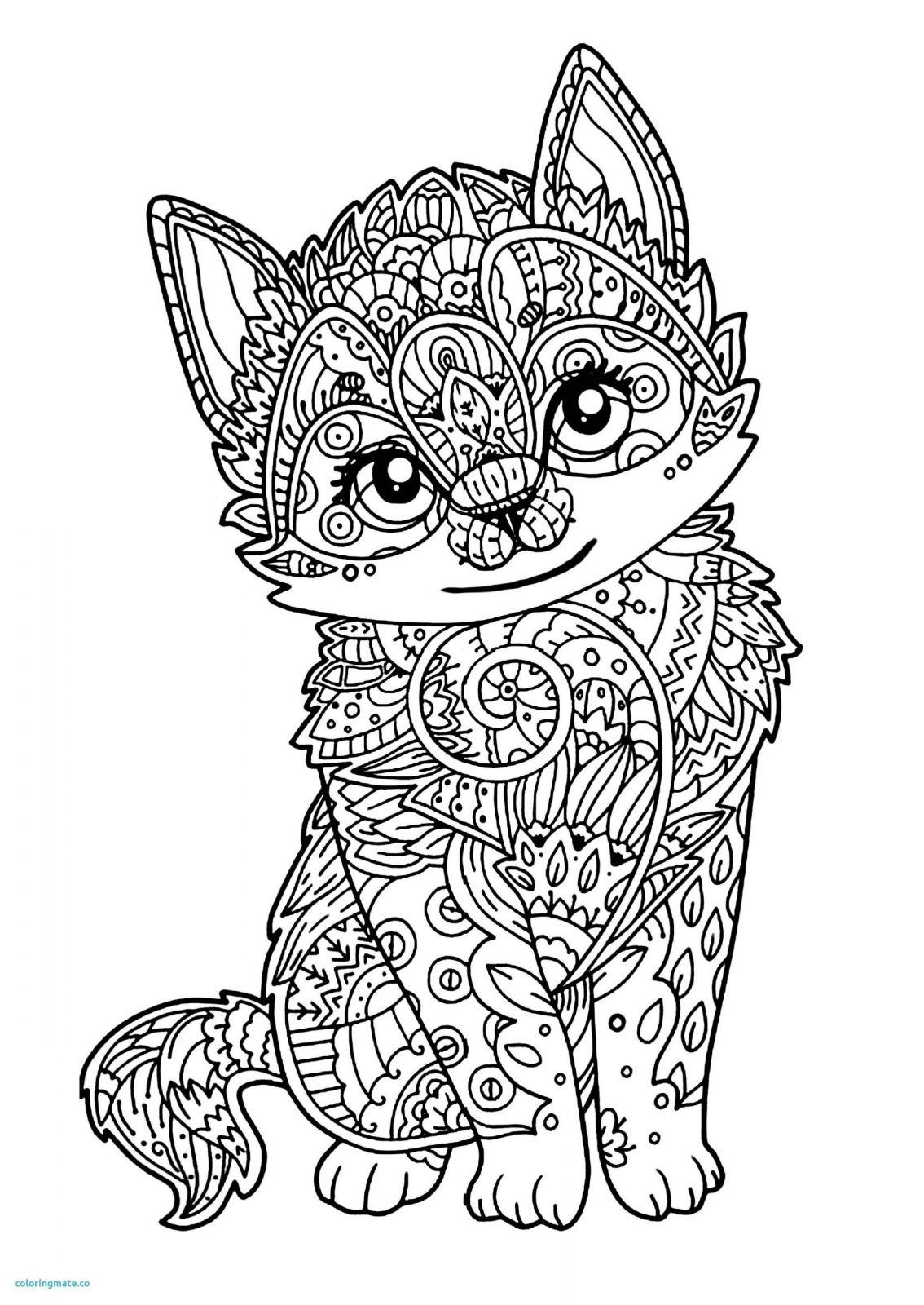 Coloriage De Chat Mandala A Inprimer | Coloriages À Imprimer dedans Mandala À Colorier Et À Imprimer Gratuit