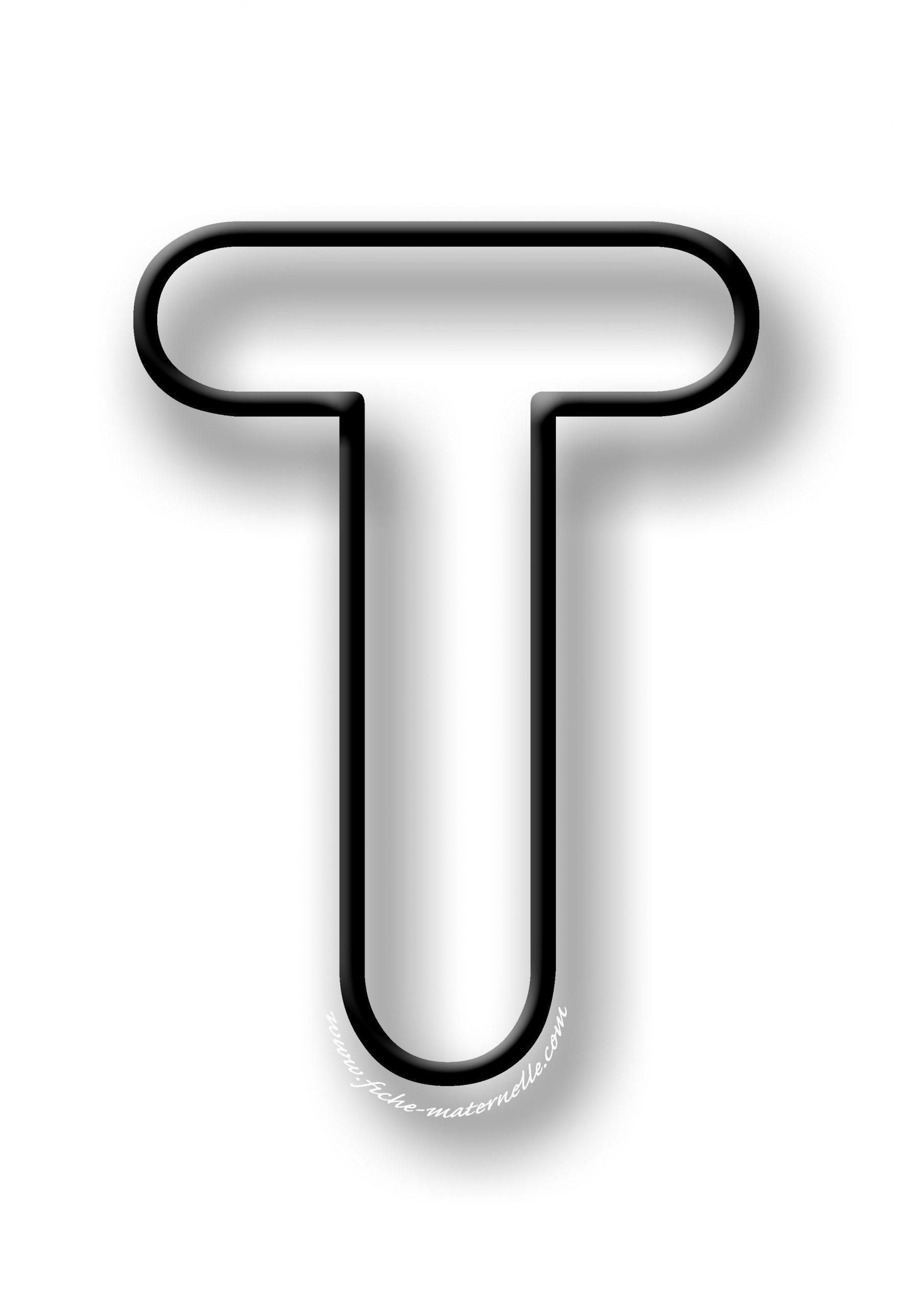 Coloriage De La Lettre T | Lettre A, Coloriage, Des Lettres concernant Dessin Lettre E