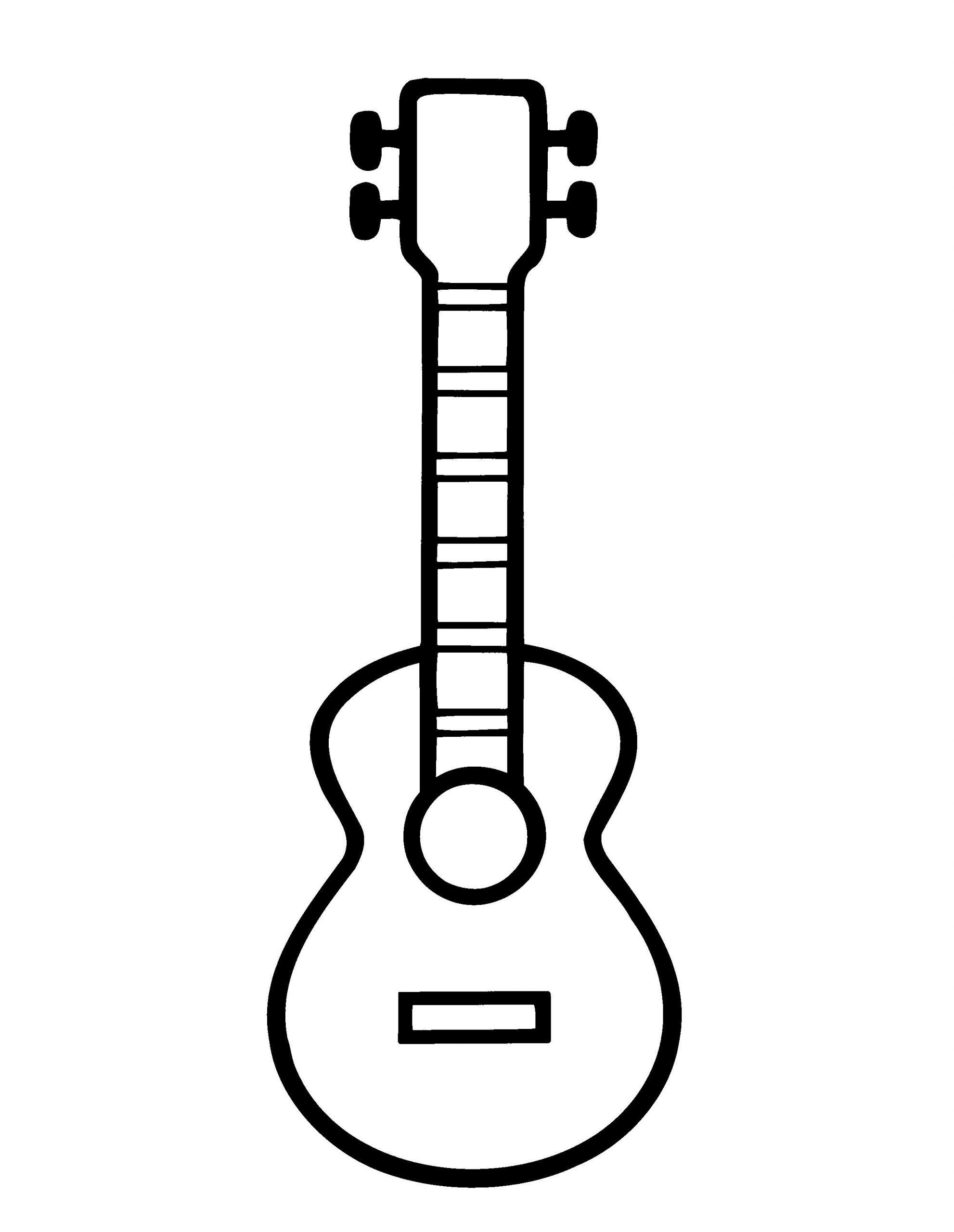 Coloriage Dessins. Dessins À Imprimer Et La Couleur En Ligne serapportantà Image Instrument De Musique À Imprimer