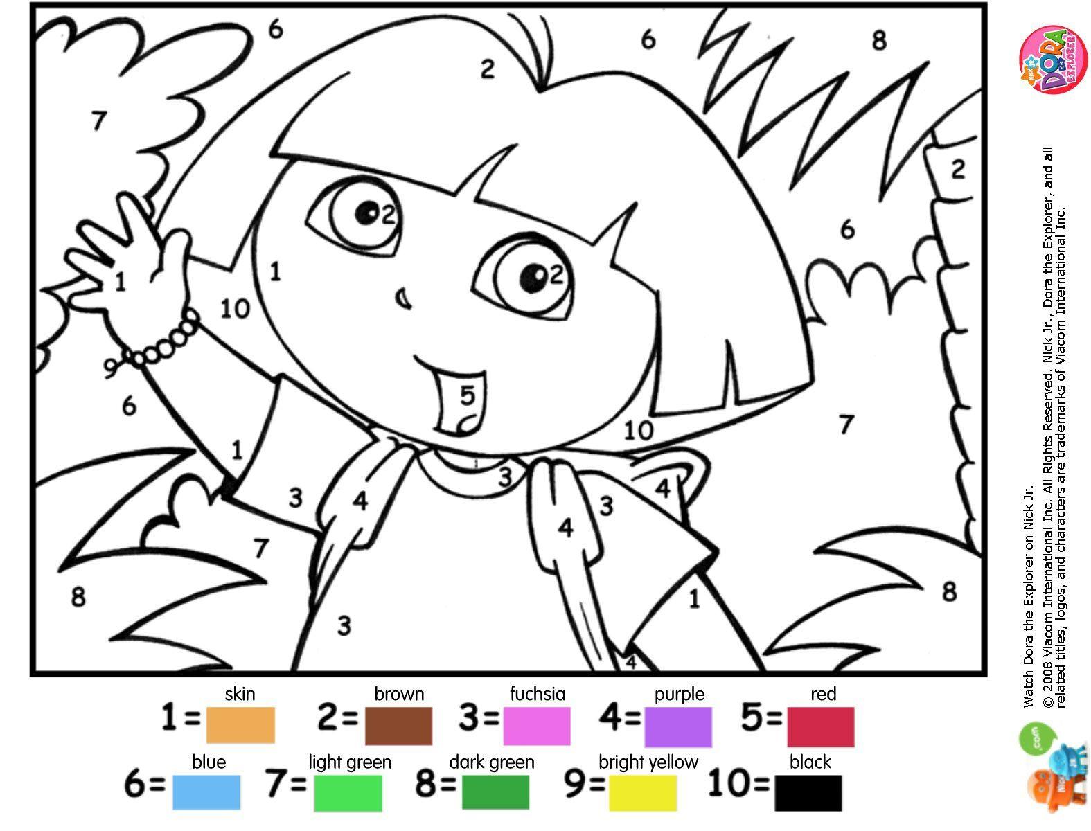 Coloriage-Dora-Magique-2 (1575×1200) | Coloriage dedans Coloriage À Colorier Sur L Ordinateur Gratuit