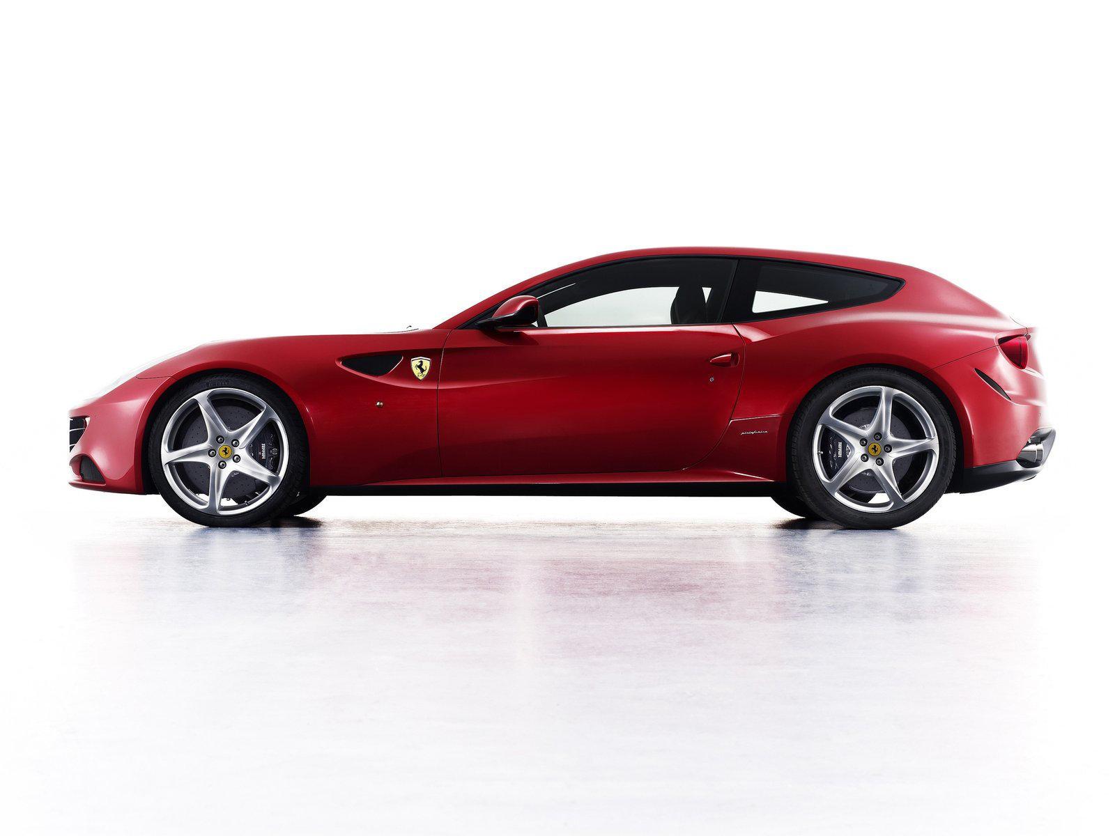 Coloriage Ferrari Ff À Imprimer Et Colorier avec Ferrari A Colorier